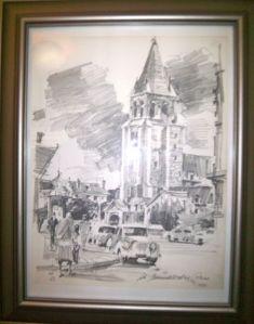 Saint-Germain-des-Pres '63